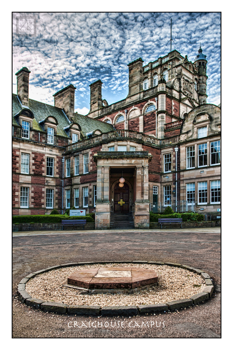 Photograph Craighouse Campus by Zain Kapasi on 500px