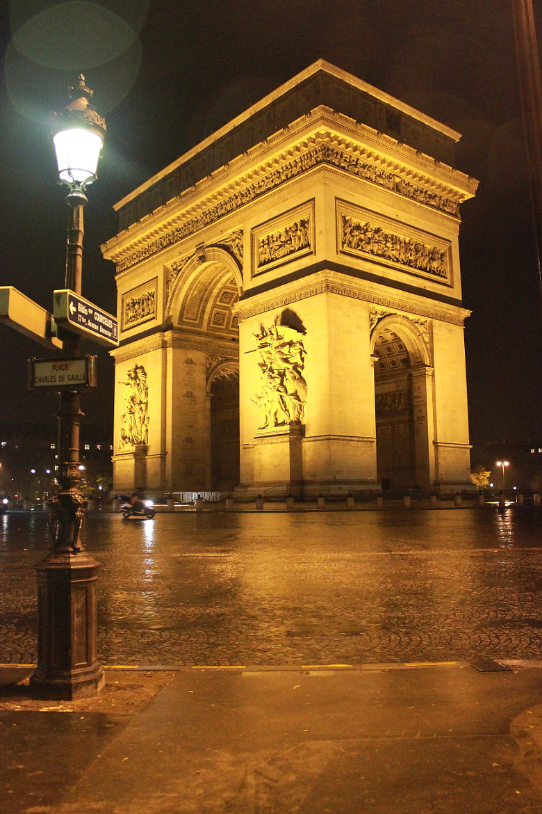 Photograph Night of Paris by 巍 王 on 500px