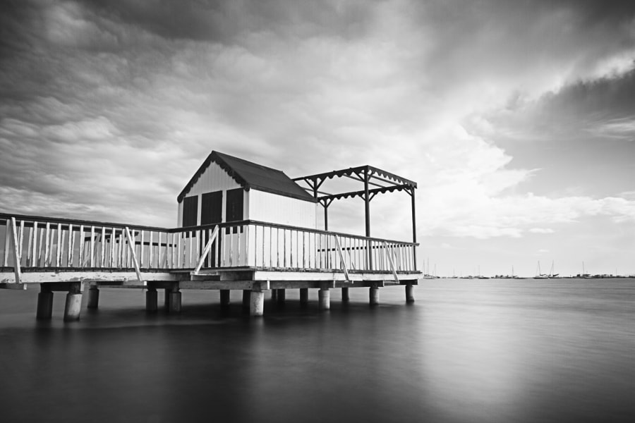 Another Jetty at Mar Menor II