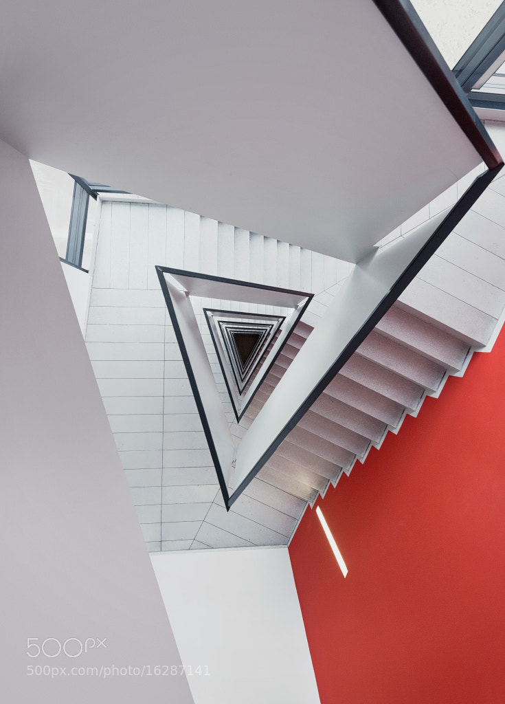 Photograph Stairs VI by Nick Frank on 500px