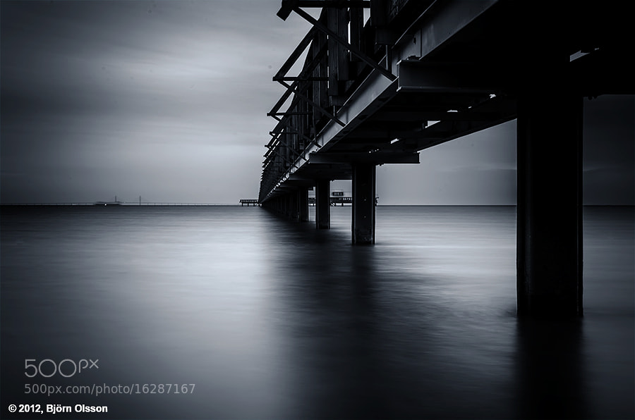 Dark Water by Björn Olsson (bjornsphoto) on 500px.com