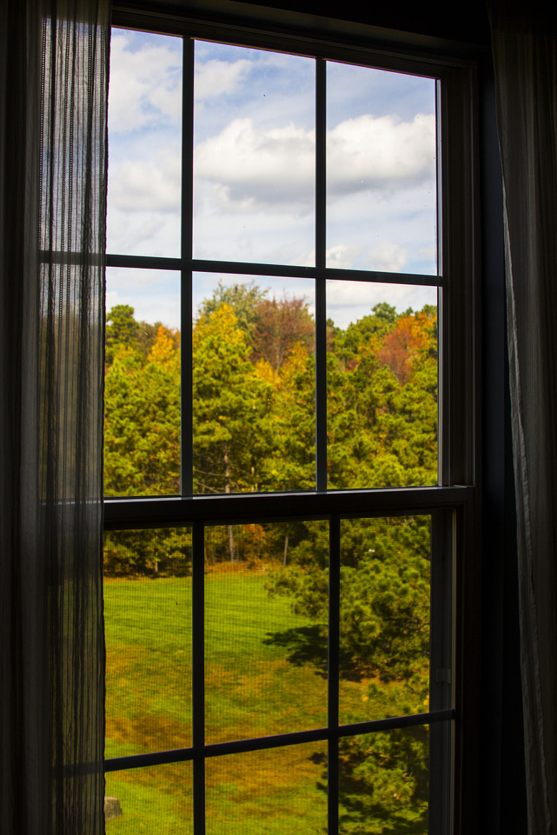 Photograph View from the bedroom window. . . by Sonny Hamauchi on 500px
