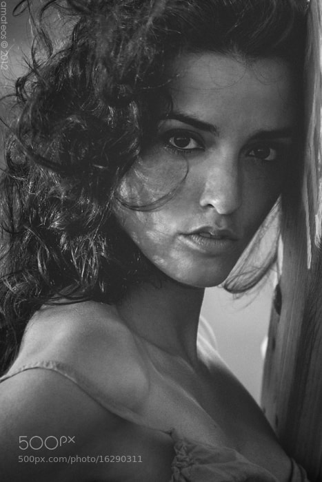 Photograph Donna... (II) by Adrian Mateos on 500px