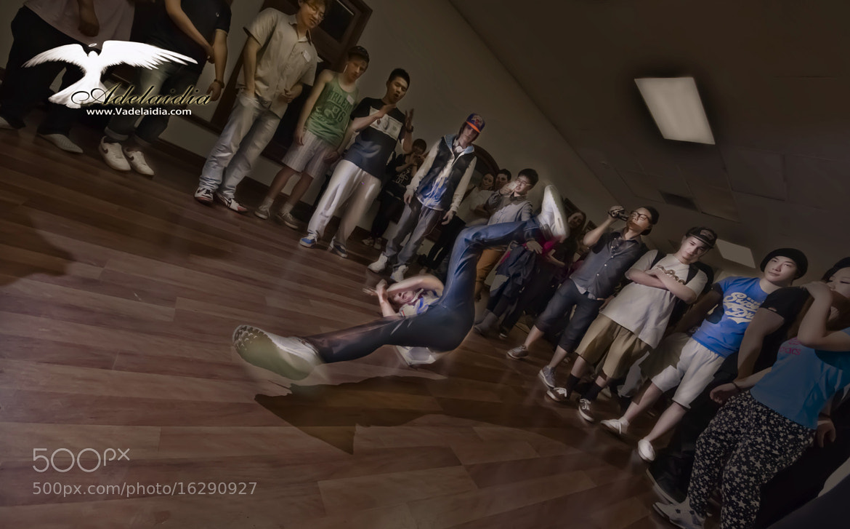 Photograph Dancing   by Wei Titan Xu on 500px