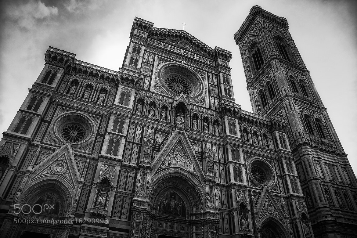 Photograph Il Duomo Firenze by Robert Arrington on 500px