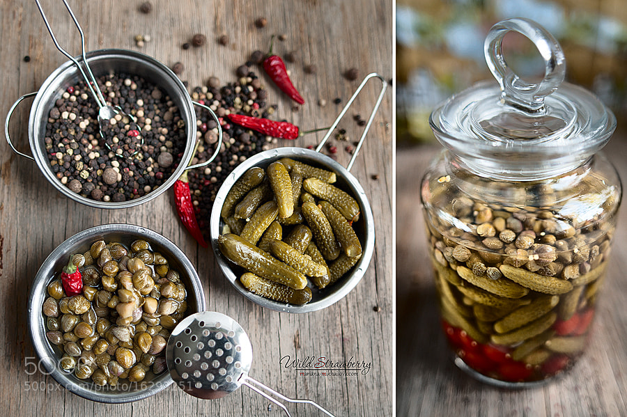 Photograph pickles by Mariana Mikhailova on 500px
