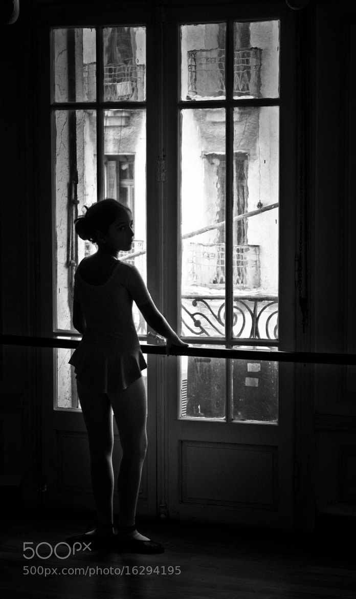 Photograph Danseuse solitaire by Yaniss Ghanem on 500px