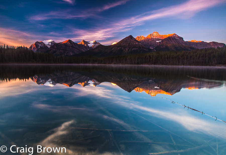 Photograph Herbert Lake by Craig Brown on 500px