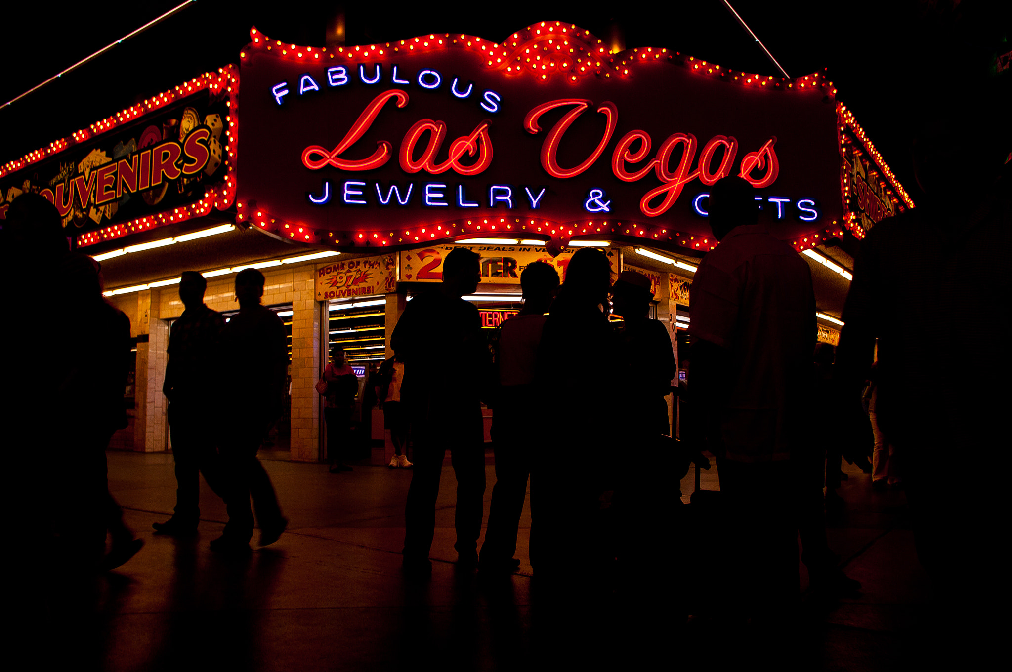 Photograph Fabulous Las Vegas by Jay B. Wilson on 500px