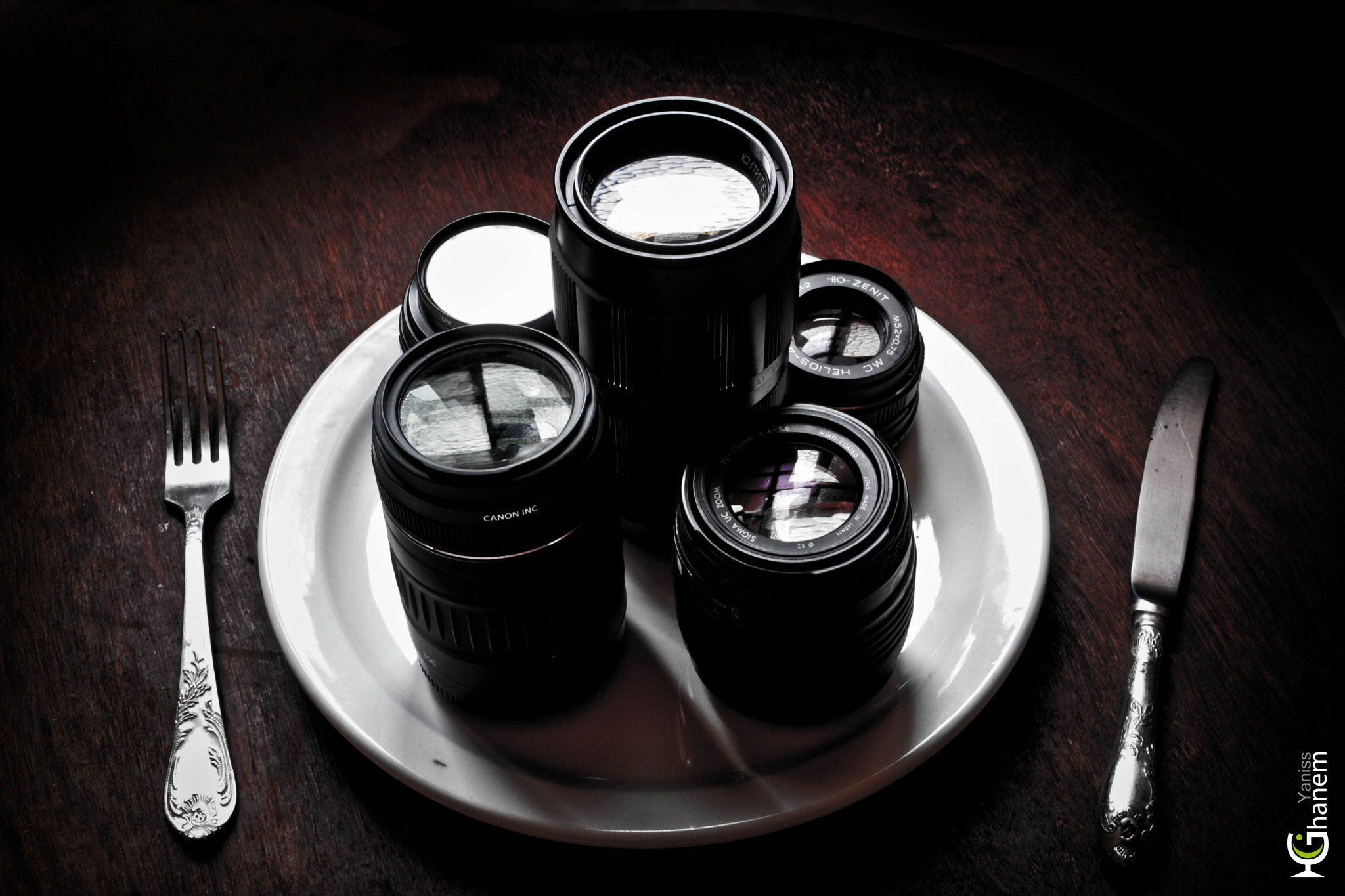 Photograph Lens Food by Yaniss Ghanem on 500px