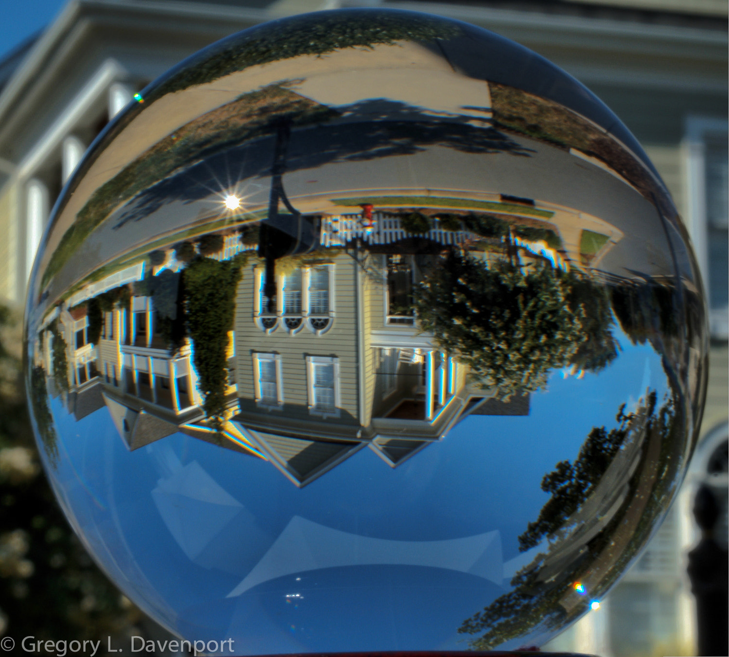 Photograph Turning the world upside down by Greg Davenport on 500px