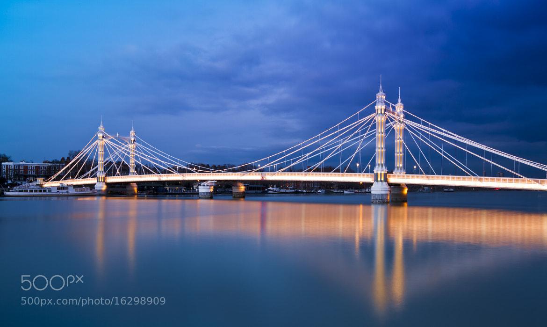 Photograph Royal Albert Bridge by Tedz Duran on 500px