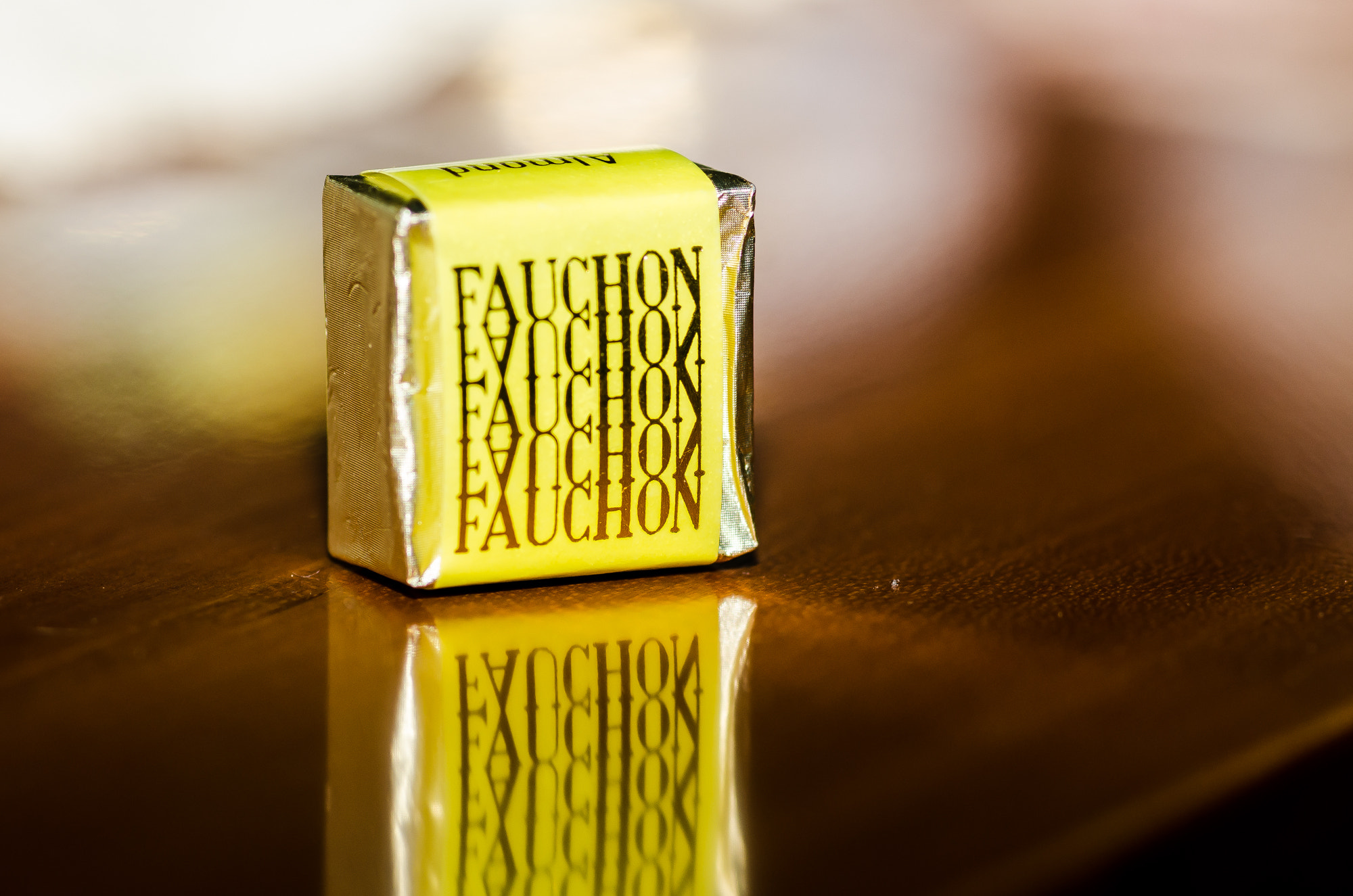 Photograph Fauchon Almond Chocolate  by Yousef Abdul Husain on 500px