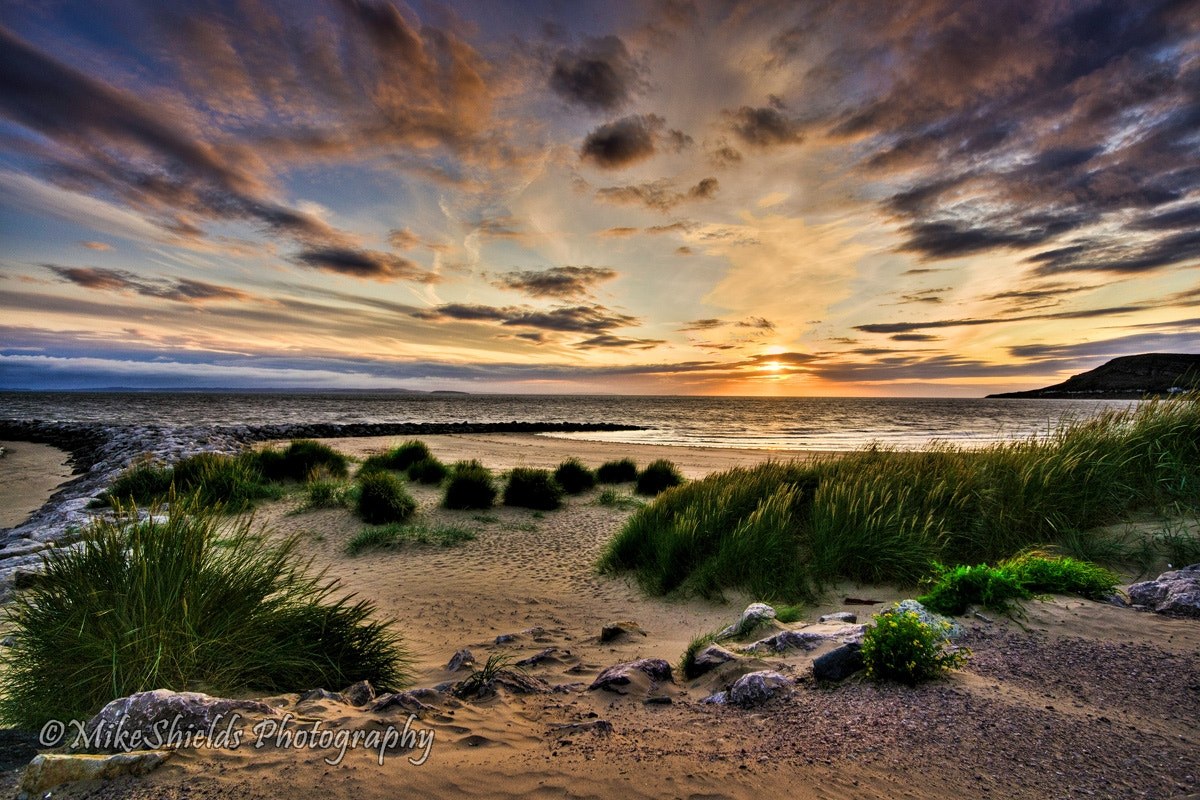 Photograph HDR Sunset by Mike Shields on 500px