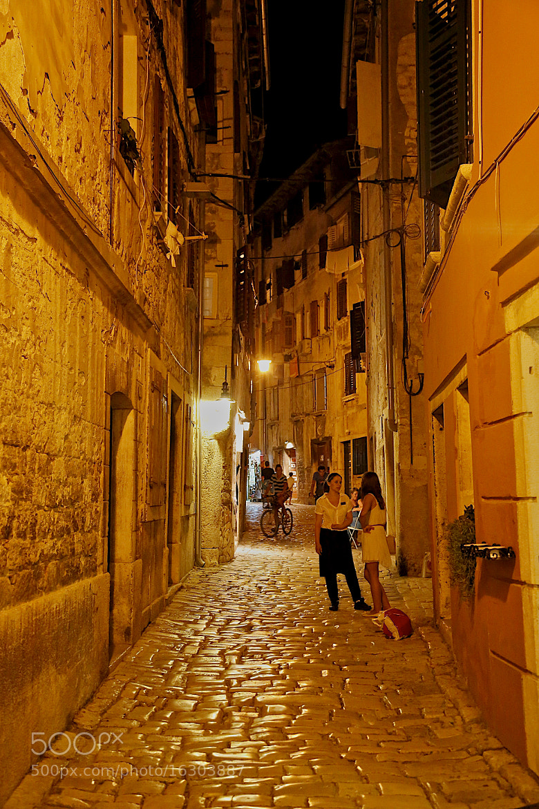 Photograph Ruelles de Rovinj, Istria, Croatia by Europe Trotter on 500px