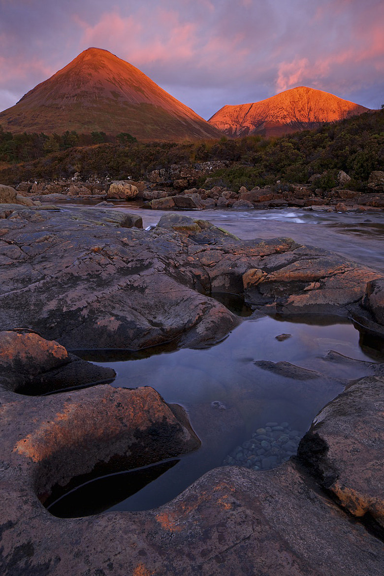 Photograph Red Cuillin by Marcus McAdam on 500px