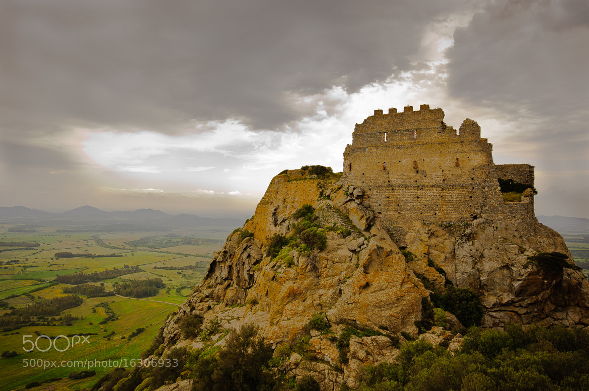 Photograph Sardinian Castle by Nicola Miglior on 500px