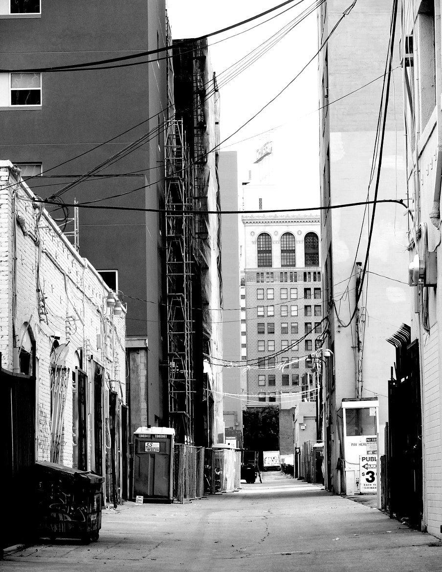 Photograph Alley by ki - rose on 500px