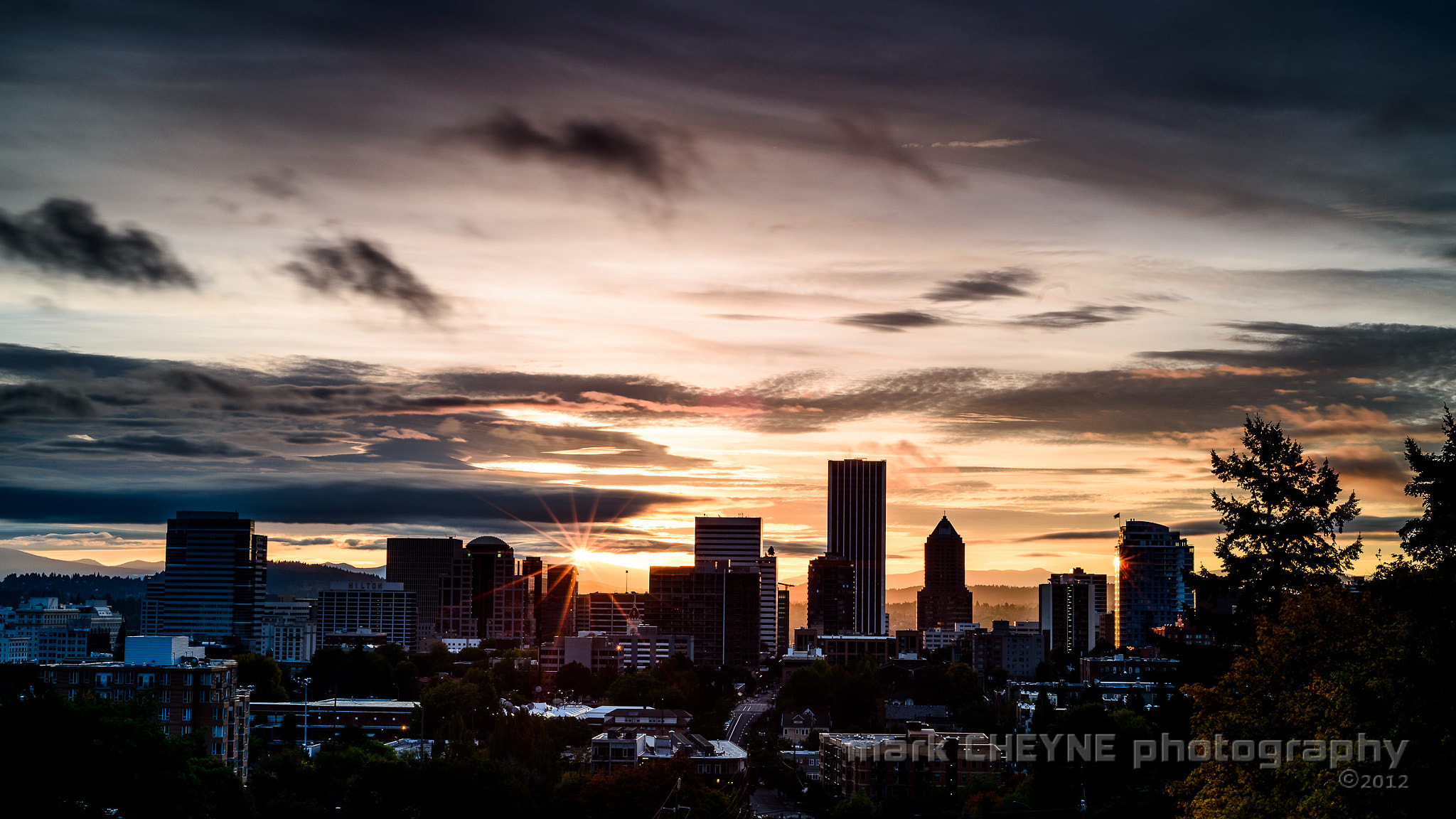 Photograph Skyline by Mark Cheyne on 500px