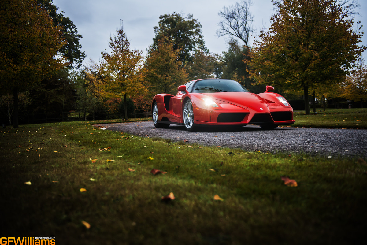 Photograph Ferrari Enzo by George Williams on 500px