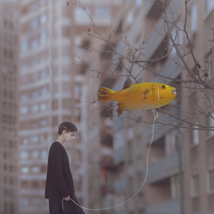 walking the fish by Anka Zhuravleva on 500px.com