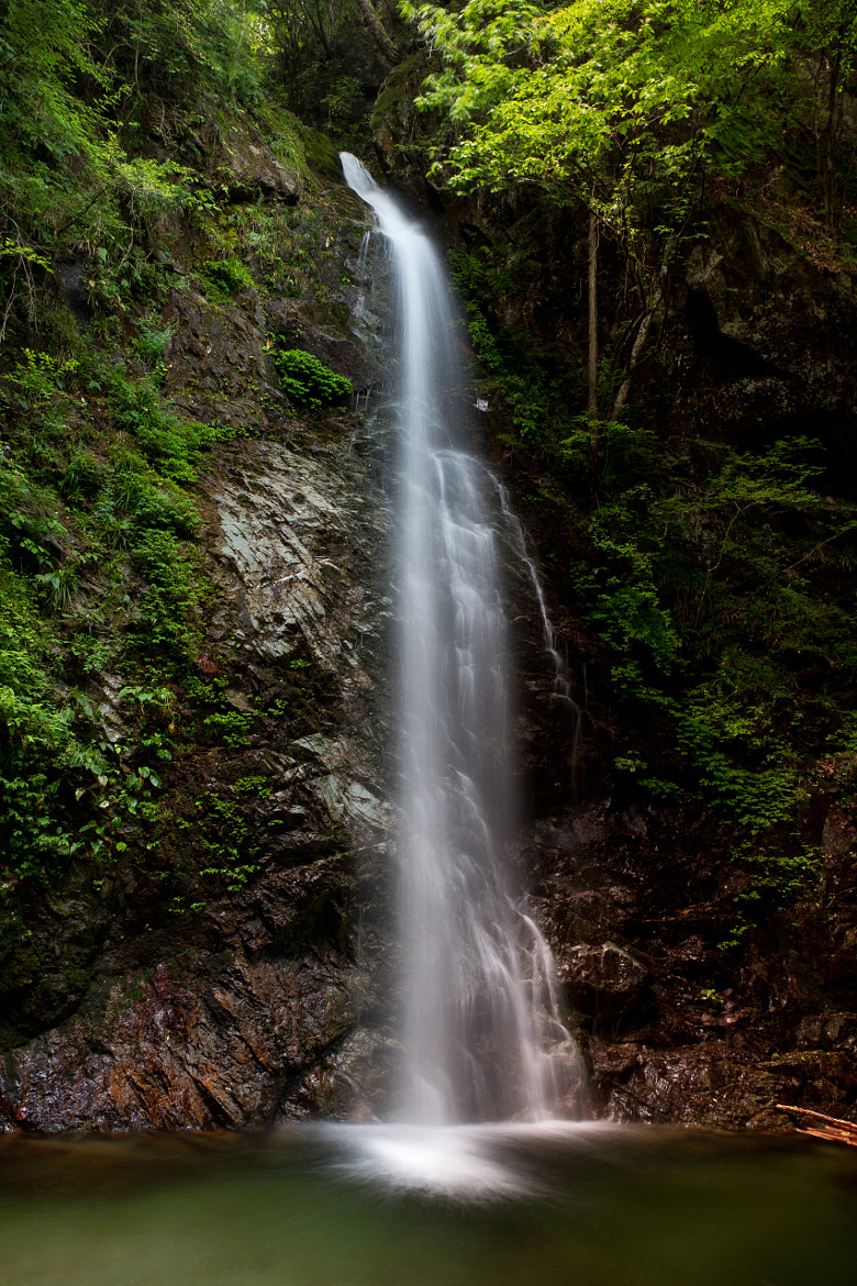 Photograph Tokyo Waterfalls by Maguwa * on 500px