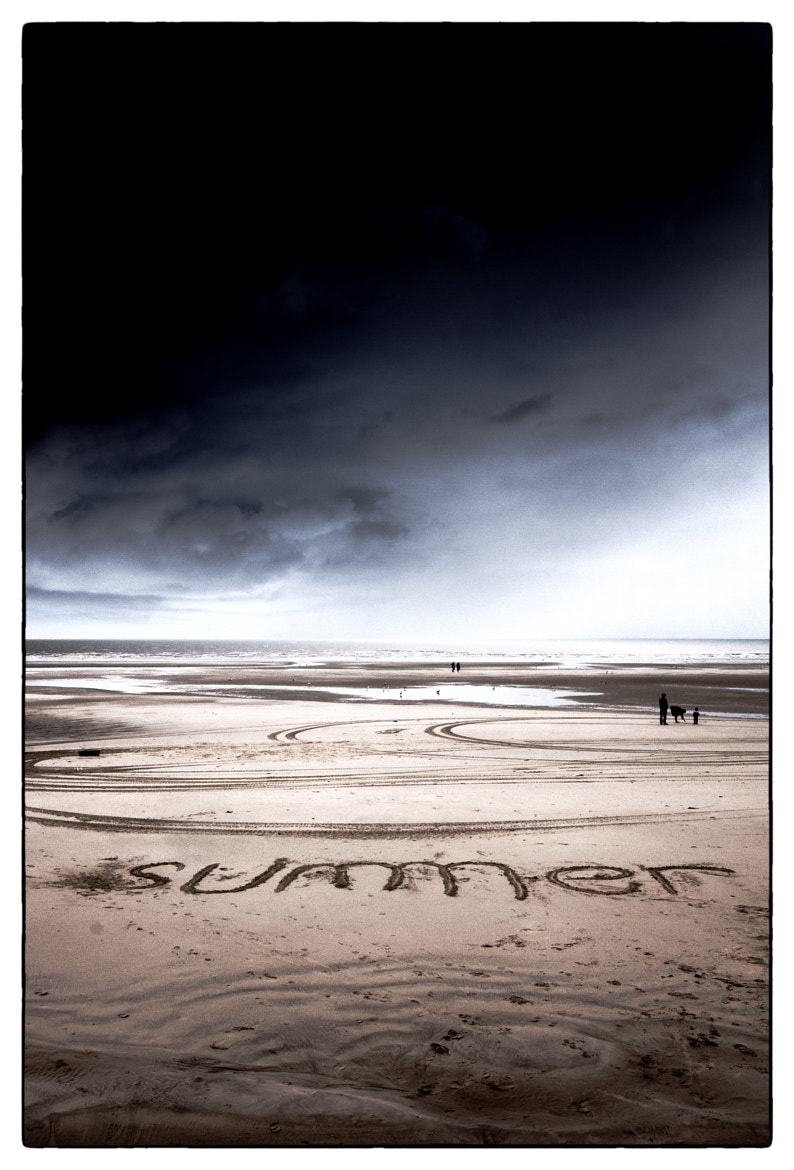 Photograph Summer at the beach by Phil Moran on 500px