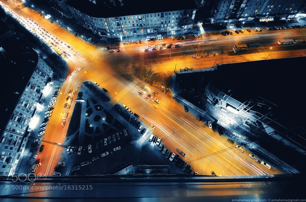 Photograph 4StreetS by Sergey  Kuraev on 500px