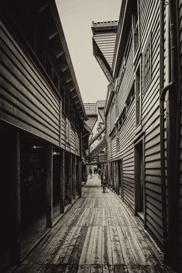 Photograph Bryggen by Jose Agudo on 500px