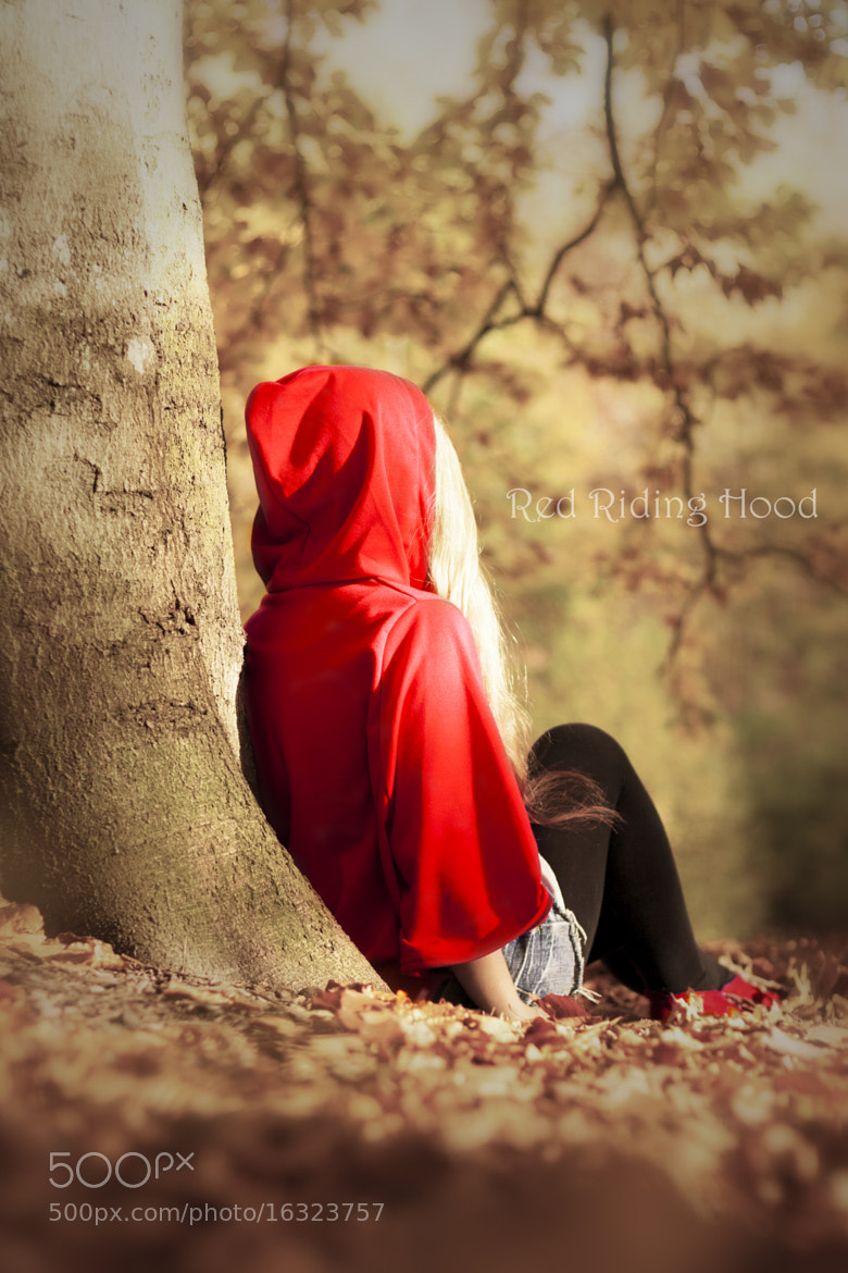 Photograph Red Riding Hood by Alexander Feitenhansl on 500px