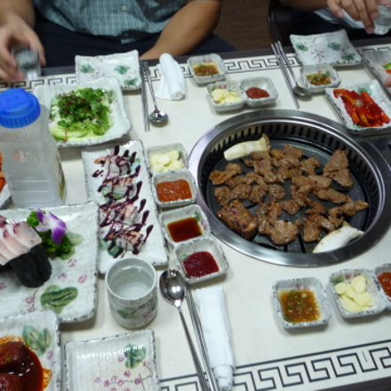 Korean Barbecue, Panasonic DMC-FX520