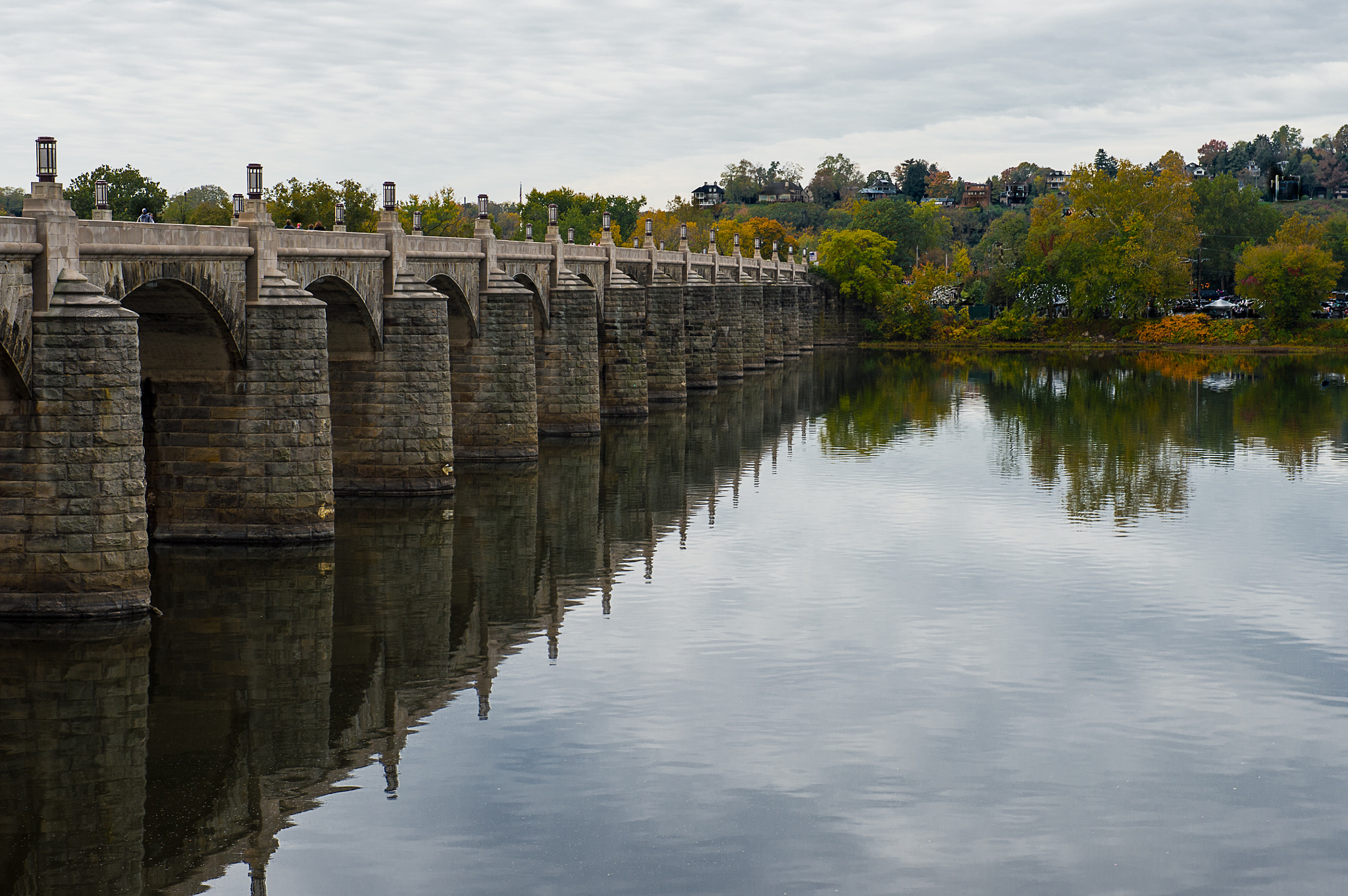Photograph Fall on the Susquehanna by Lee Wolaniuk on 500px