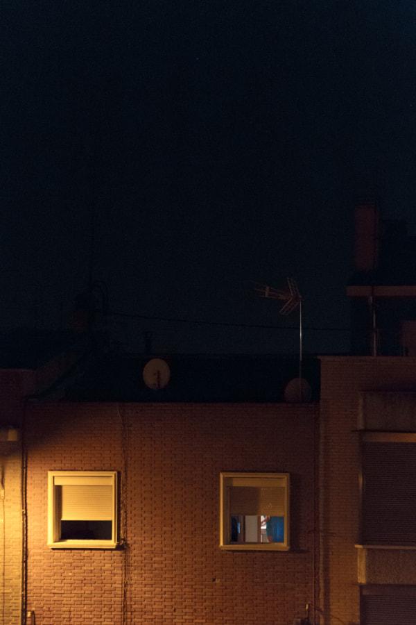 La vecina (Nocturno Madrileño)