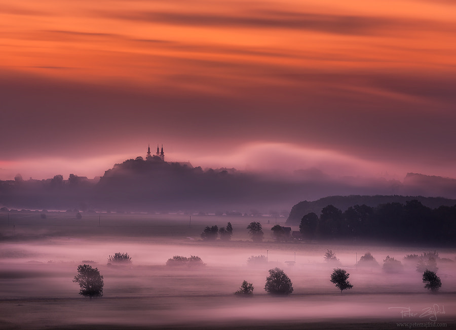 Mysterious fog by Peter Zajfrid on 500px.com