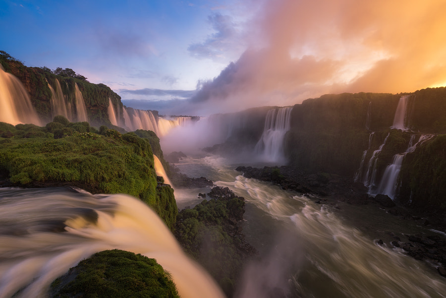 Devil's Throat by Marcelo Castro on 500px.com