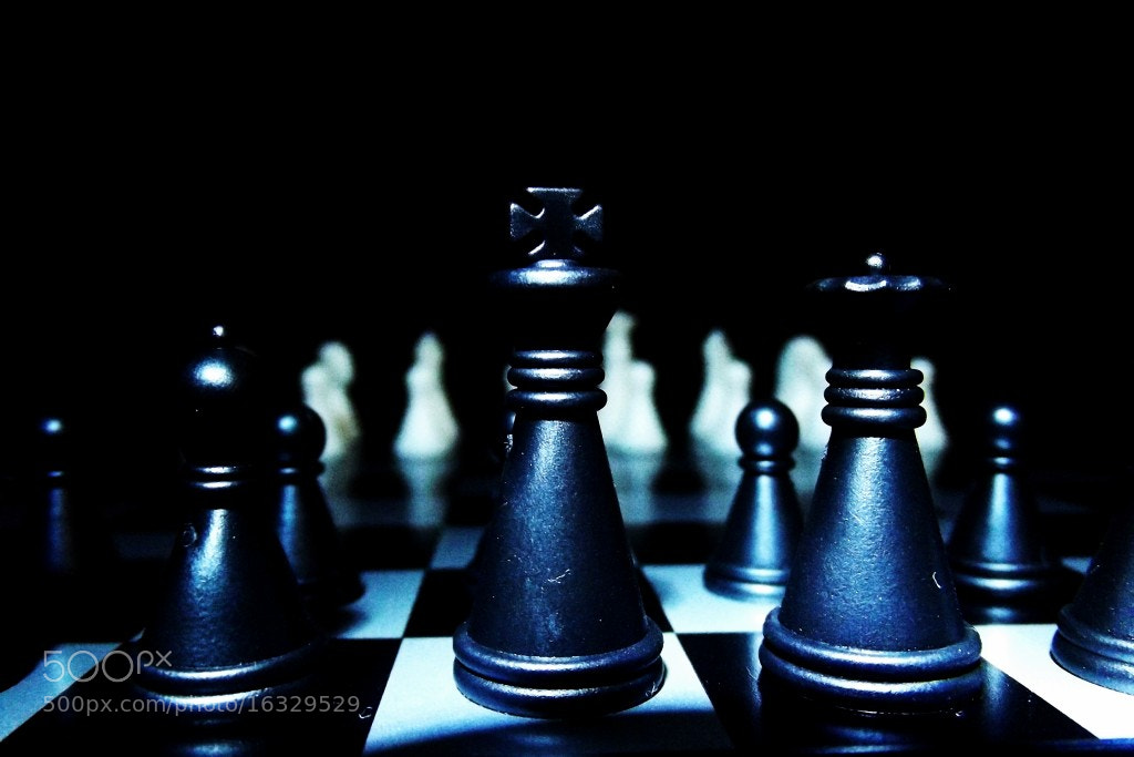 Photograph Chess by Onur Kavalcı on 500px