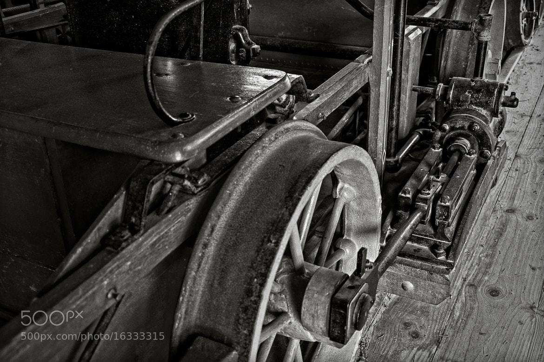 Photograph Track Repair Engine by Bob Lehmenkuler on 500px