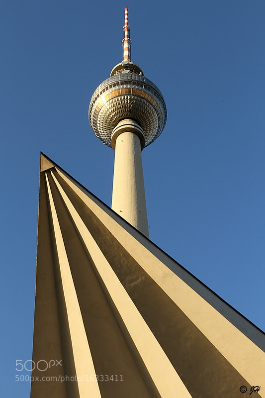 Photograph Fernsehturm Berlin #2 by Jörg H. on 500px