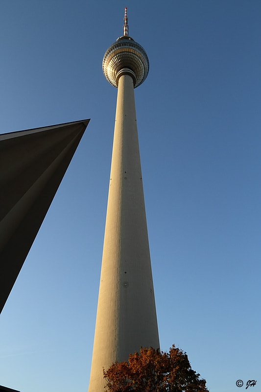 Photograph Fernsehturm #4 by Jörg H. on 500px