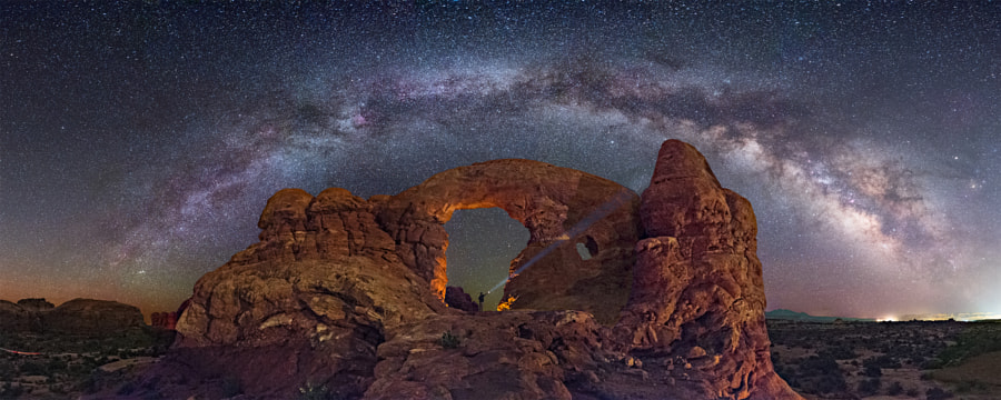 Arches Within Arches by Wayne Pinkston on 500px.com