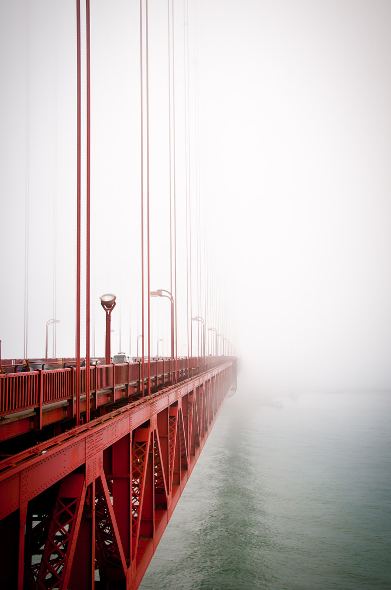 Photograph Bridge to nowhere by Michelle Lee on 500px