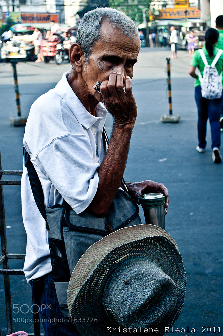 Photograph Old man by Kay Photographer on 500px