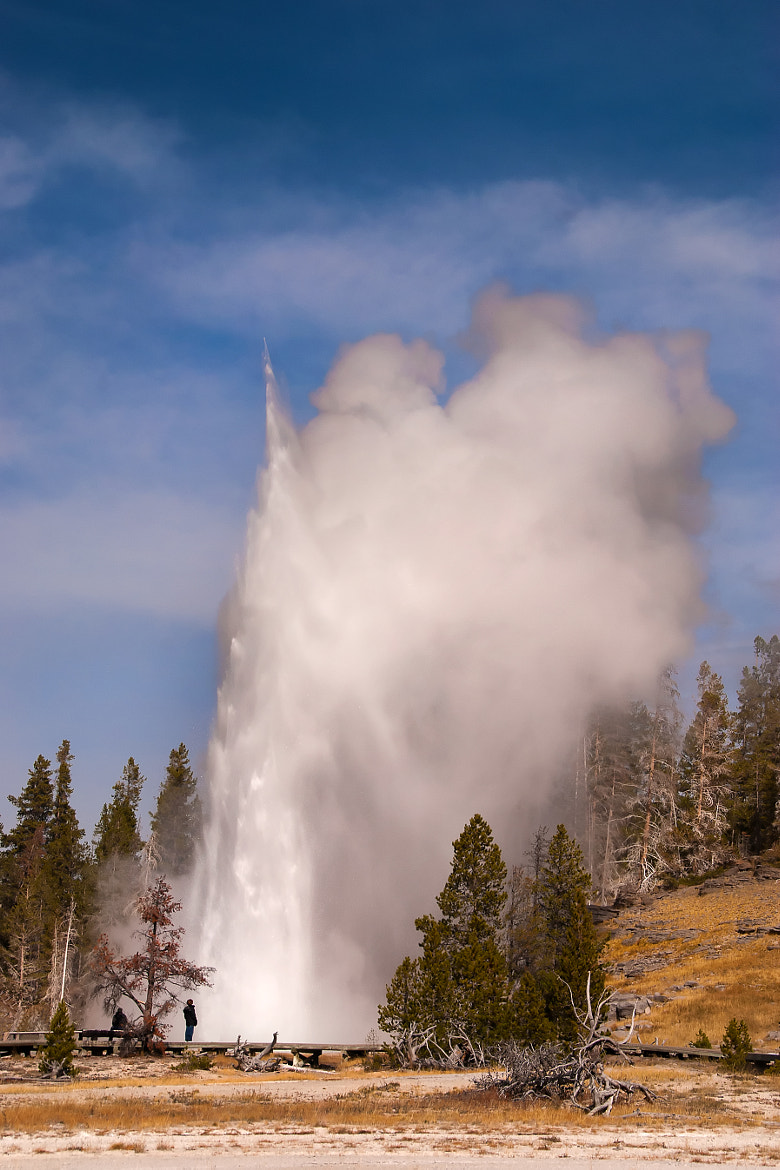 Photograph Grand Geyser by Greg Gibb on 500px
