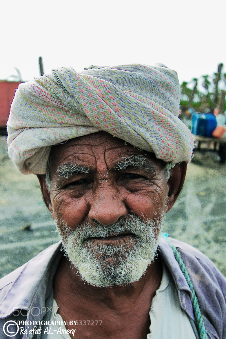 Photograph Old face by Ra'afat Al-Amery on 500px