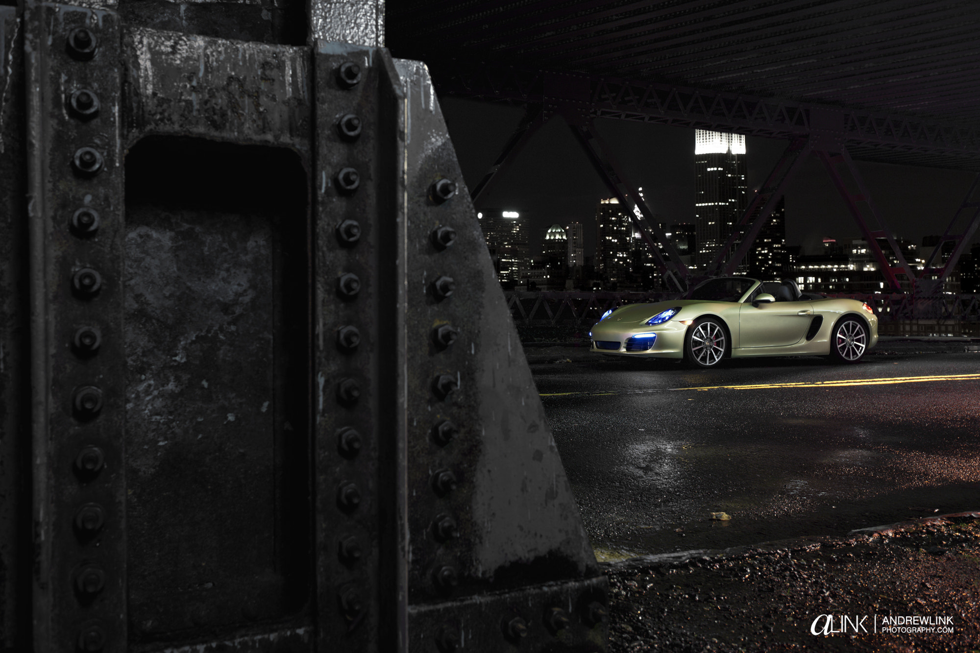 Photograph 2013 Boxster by Andrew Link on 500px