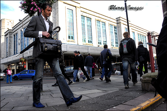 Photograph Man about Town by Raymond Paul on 500px