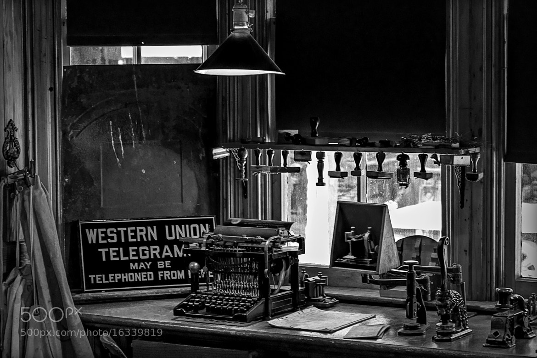 Photograph Train Depot Office by Bob Lehmenkuler on 500px