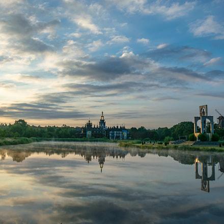 Morgenstille am Mühlensee