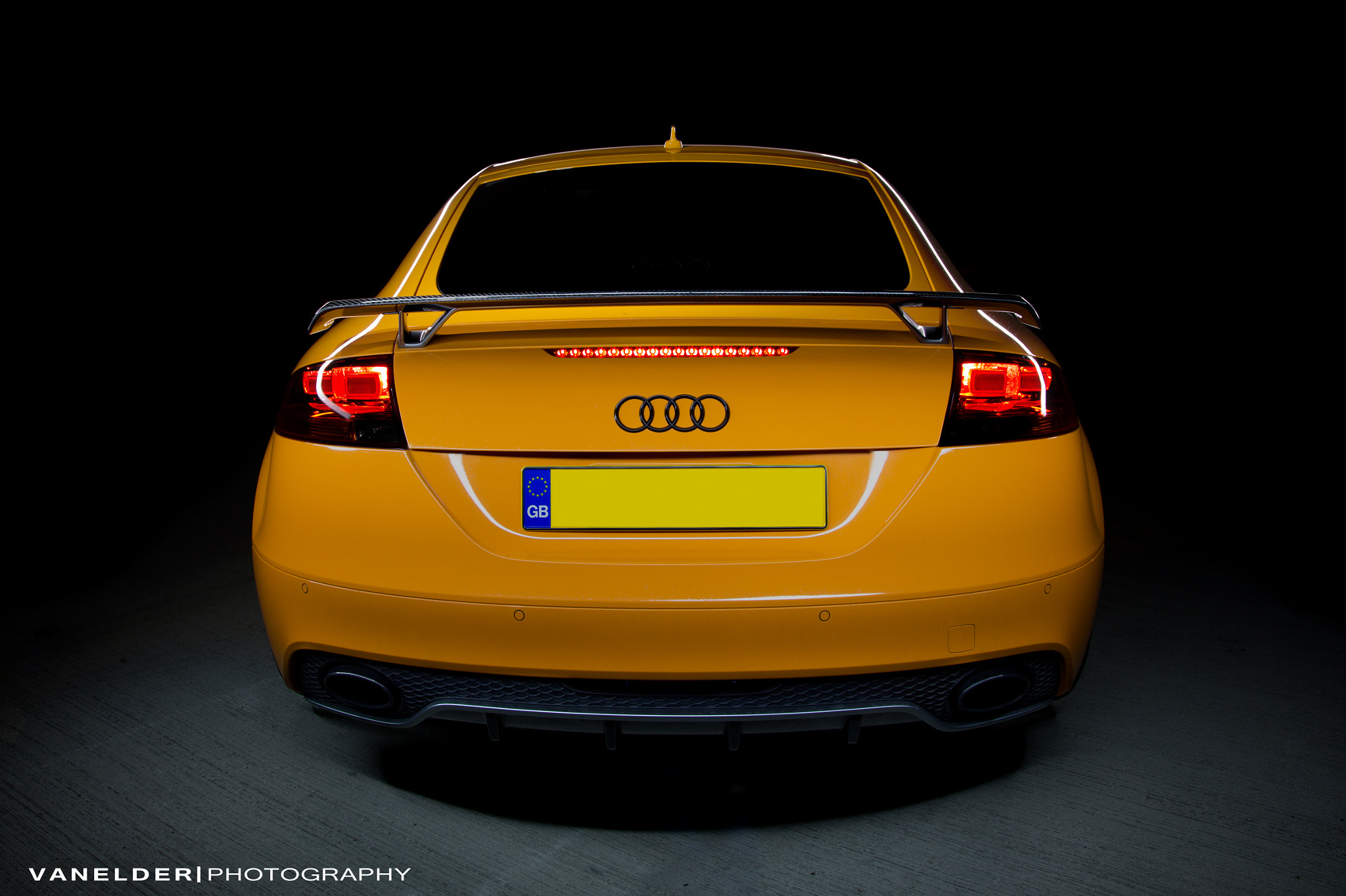 Photograph Neil's RS TT by Barry Elder on 500px