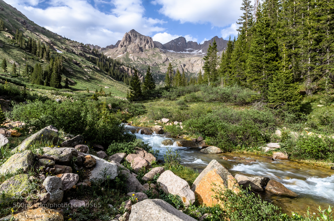 Photograph Chicago Basin by Greg Padgett on 500px